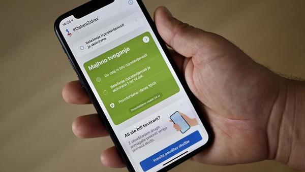 10 vprašanj in odgovorov o aplikaciji #OstaniZdrav