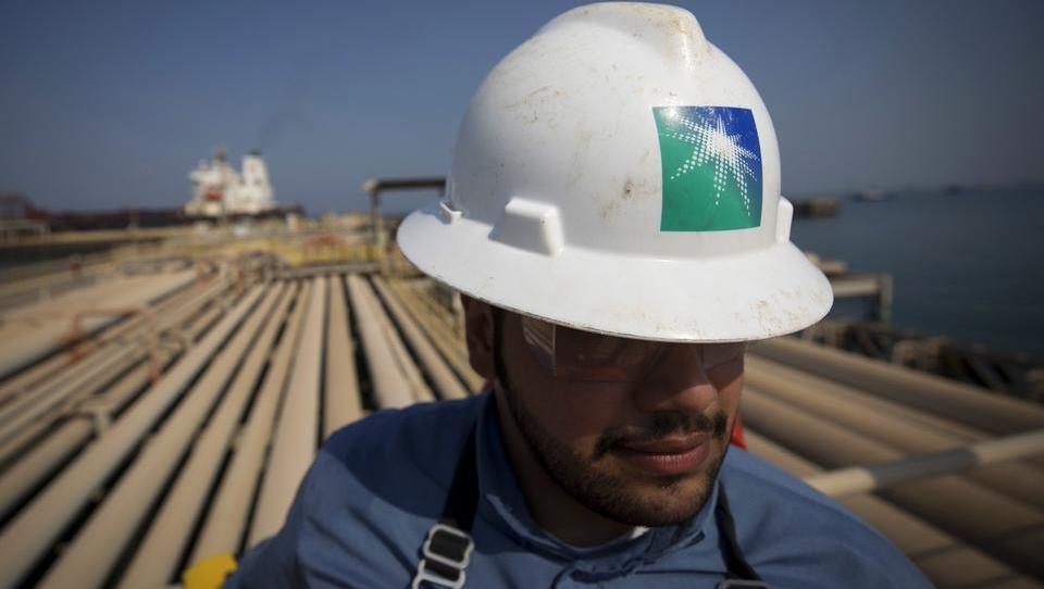 Savdski naftni velikan Aramco naredil prvi korak k prvi javni prodaji delnic