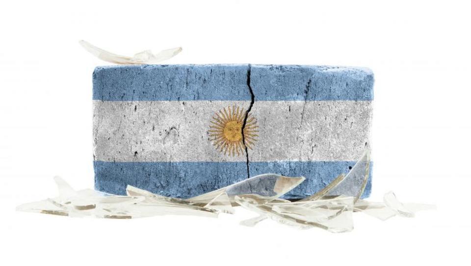 Borza v Argentini se je sesula. -48% v enem samem dnevu, to je drugi največji upad na svetu v zgodovini! Kaj se dogaja?
