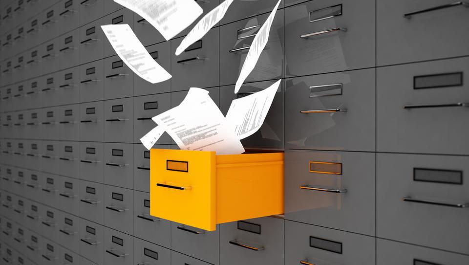 GDPR: kaj storiti, ko podatki uidejo