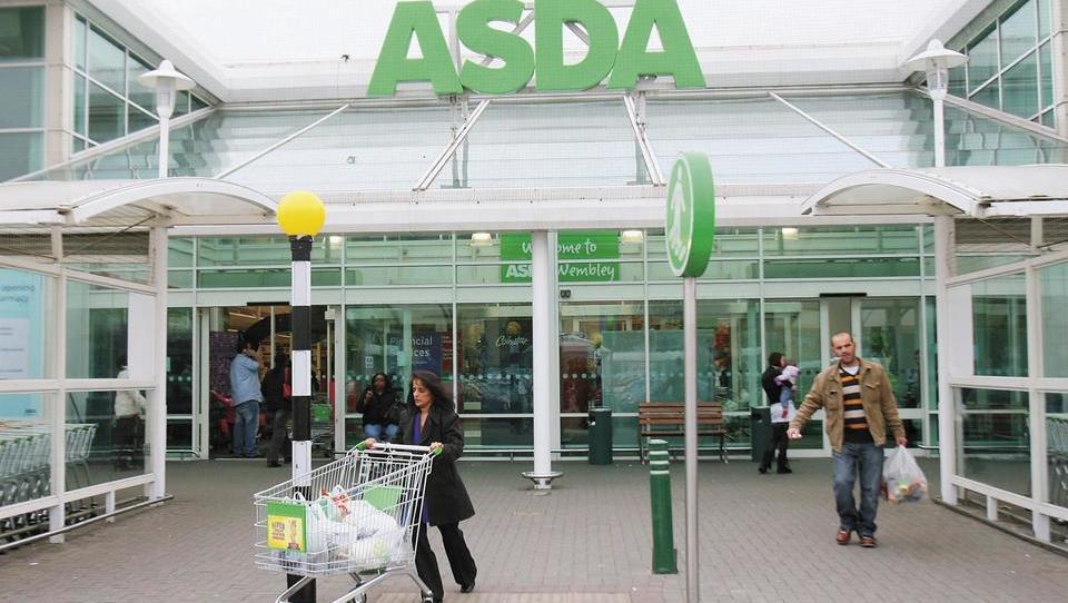 Združeni britanski trgovski verigi Sainbury's in Asda bosta prehiteli Tesco