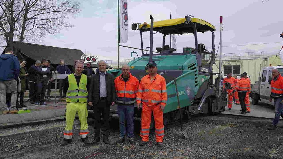 Z rednim vzdrževanjem in kakovostno obnovo cest lahko veliko pripomoremo k čistejšemu okolju