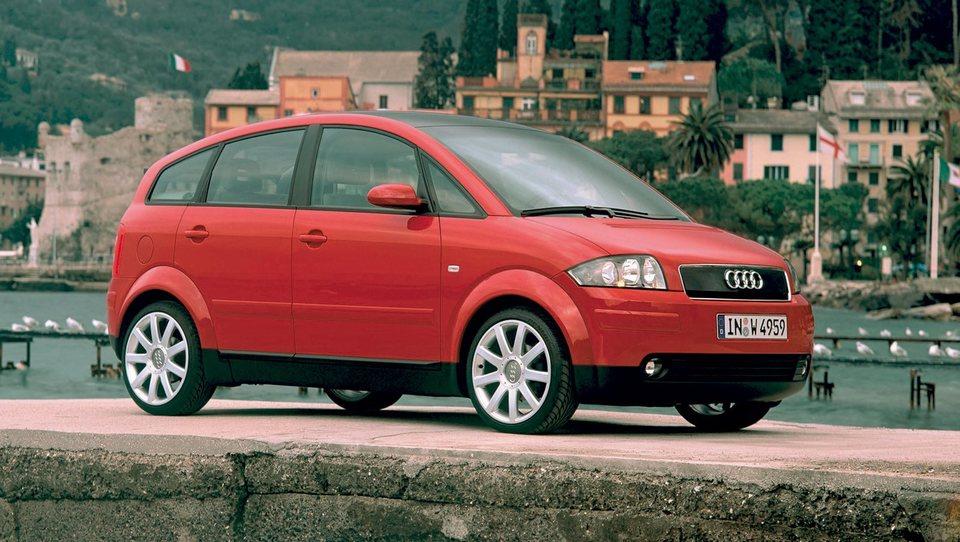 Audi v boj za prestol brez enoprostorca