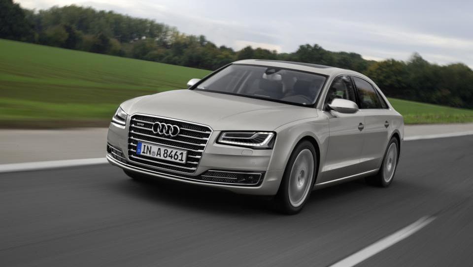 Finalist PAL 2014: Audi A8