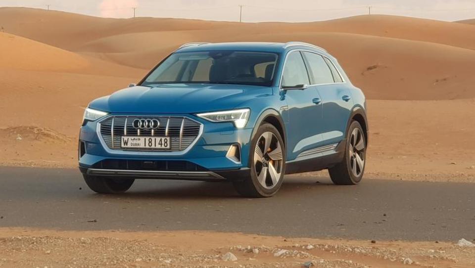 (Prva vožnja) audi e-tron: kar je začela Tesla, je Audi dodelal skoraj do popolnosti