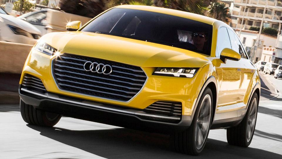 Audi s 24 milijardami v lov za BMW