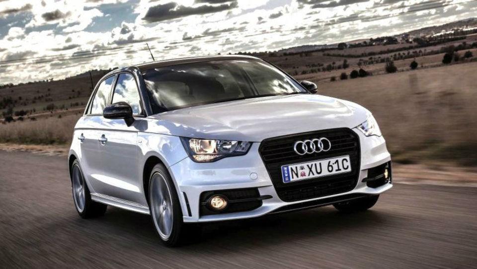 Audi A1 in A3 tudi s trivaljniki