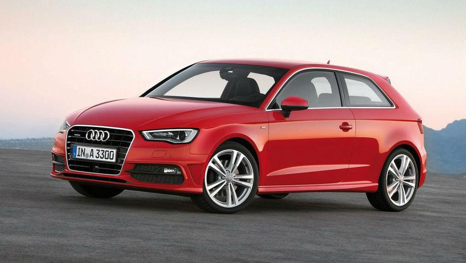 Audi marca prodal rekordno število vozil
