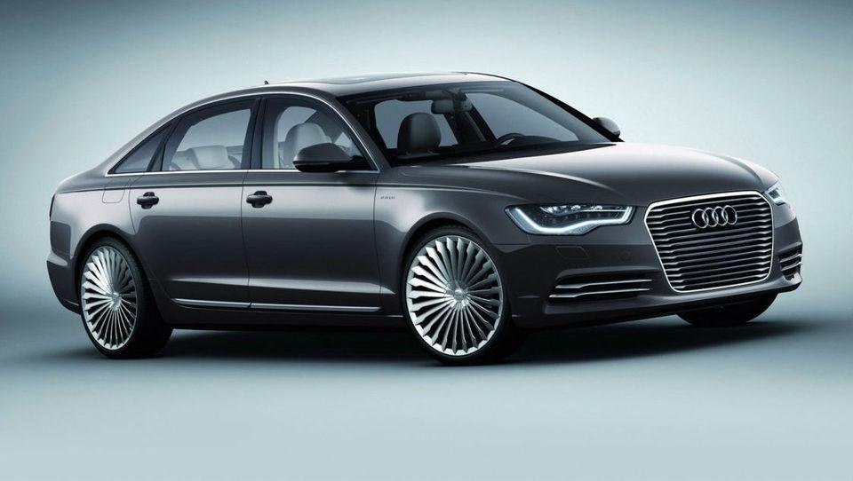Audi A6 bo šel tudi na elektriko