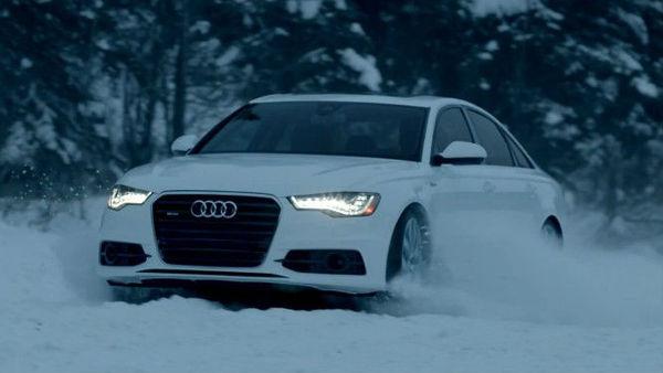 (video) Audi, quattro in lepote Slovenije