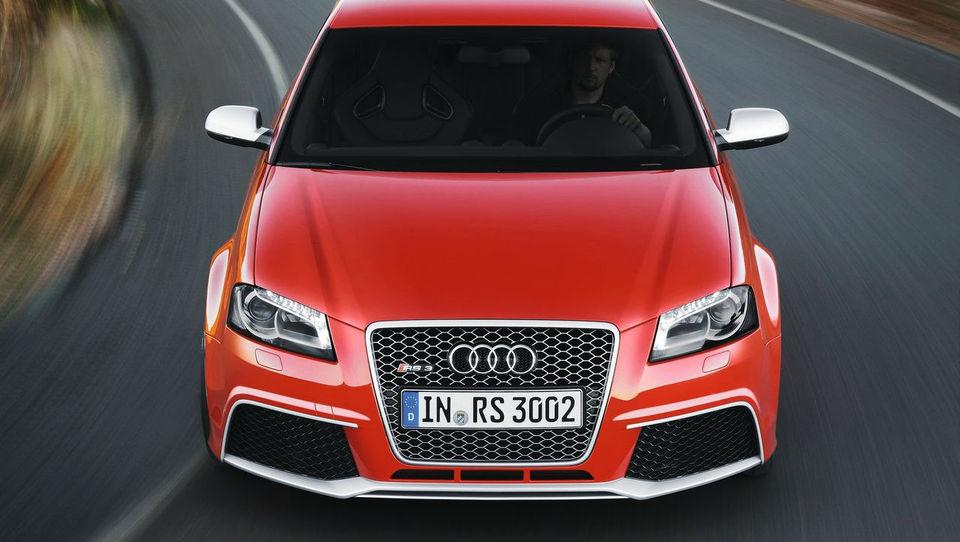Domala vsak Audijev model bo tudi športni RS