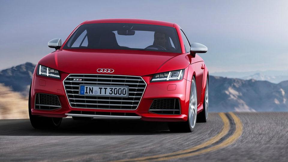 Audi TT bi lahko dobil družinsko različico