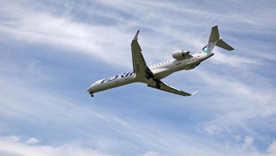 Še eno reševanje Adrie Airways: nemški sklad 4K Invest naj bi prilil deset milijonov evrov kapitala