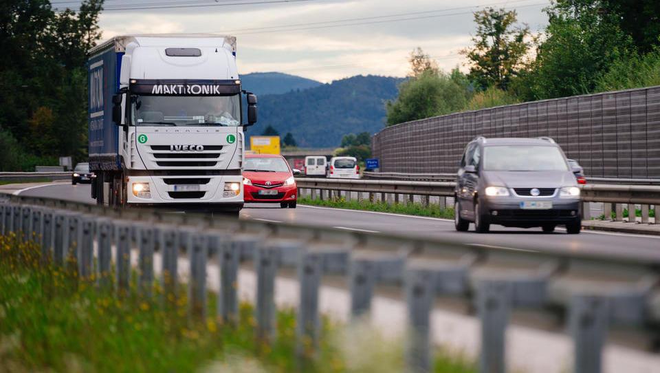 Leta 2018 so bile slovenske ceste najvarnejše v 64 letni zgodovini merjenj