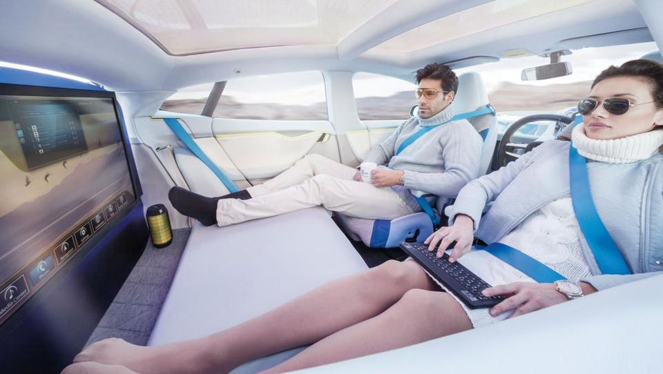 Avtonomna vožnja prihaja hitreje, kot mislimo