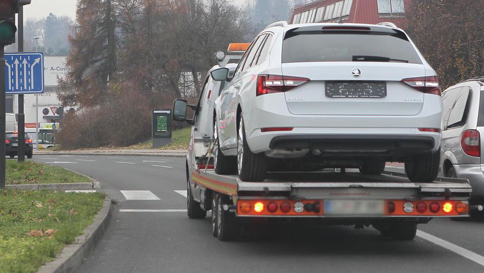 Pozor, če vam zdaj odvzamejo vozniško ali avto, ga