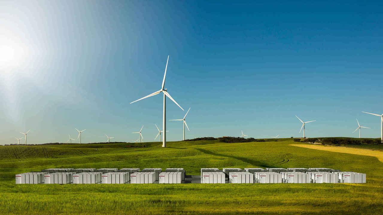 Na jugu Avstralije priključili največjo litij ionsko baterijo na svetu