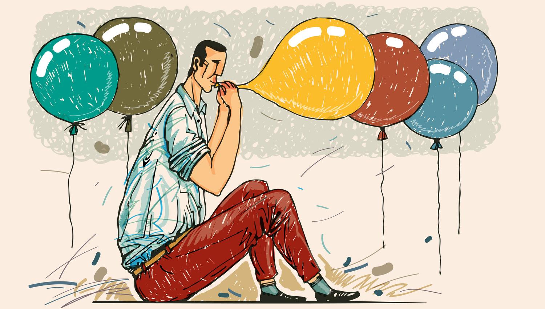Kateri balon bo prvi počil: nepremičninski, kripto ali delniški?