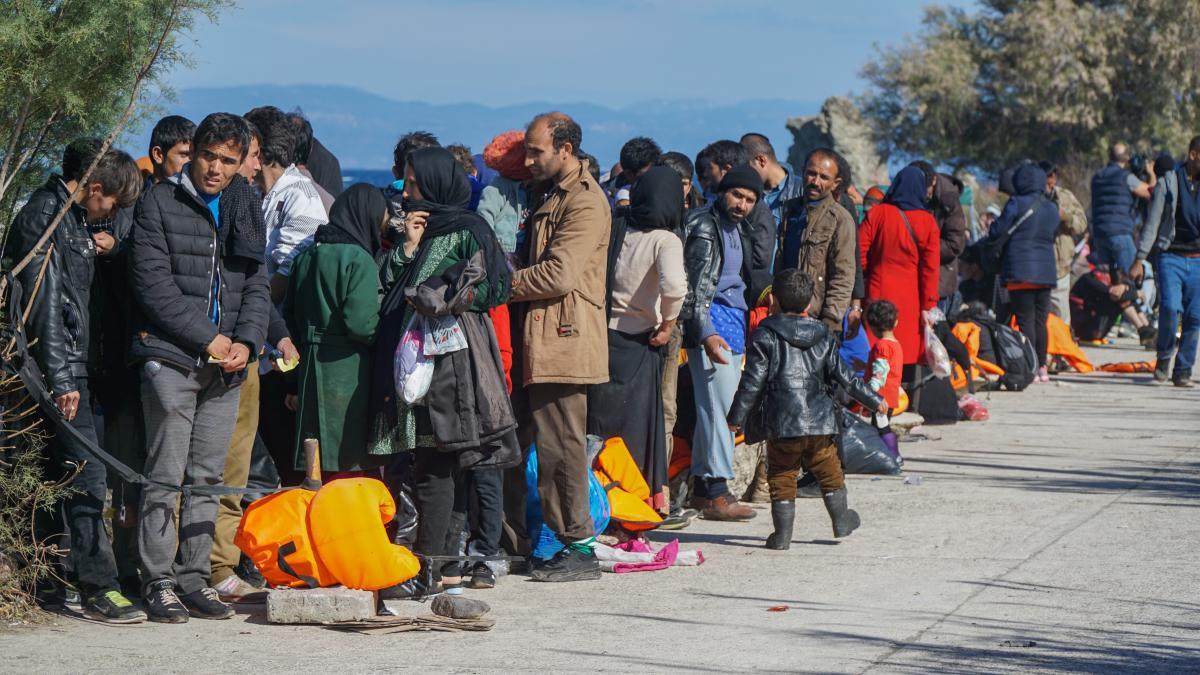 Erdogan migrantom odpira pot do Evrope