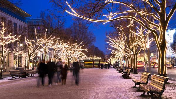Kako so si v Nemčiji zamislili ukrepe v božično-novoletnem času