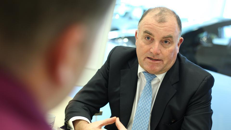 Reciklaža, Klaus Berning: ''Nikakor ne bomo lovili pogodbe z BMW''