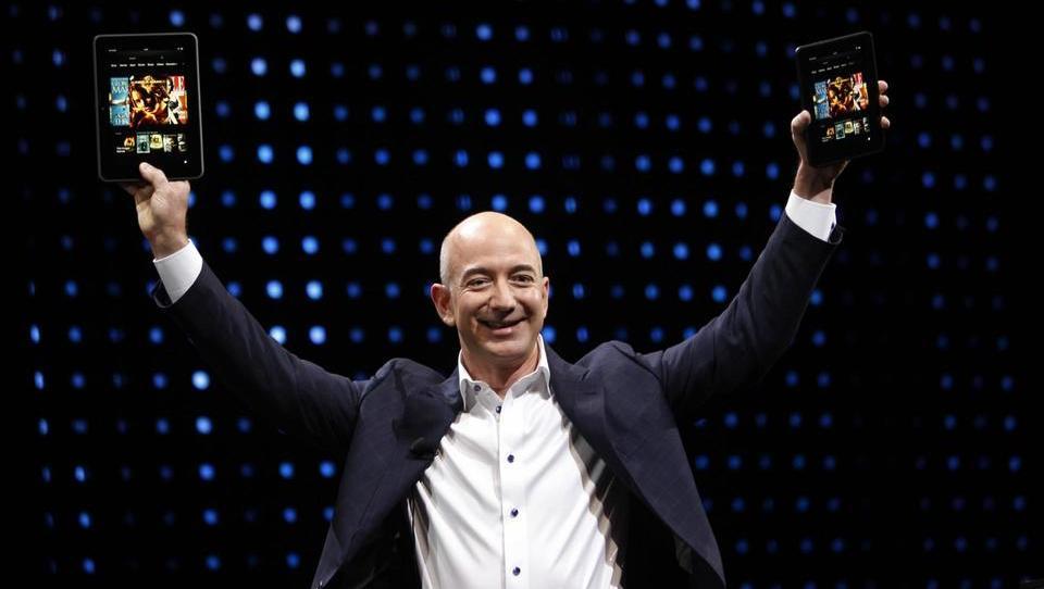 Vsi proti Jeffu Bezosu oziroma kako bo videti trgovina prihodnosti