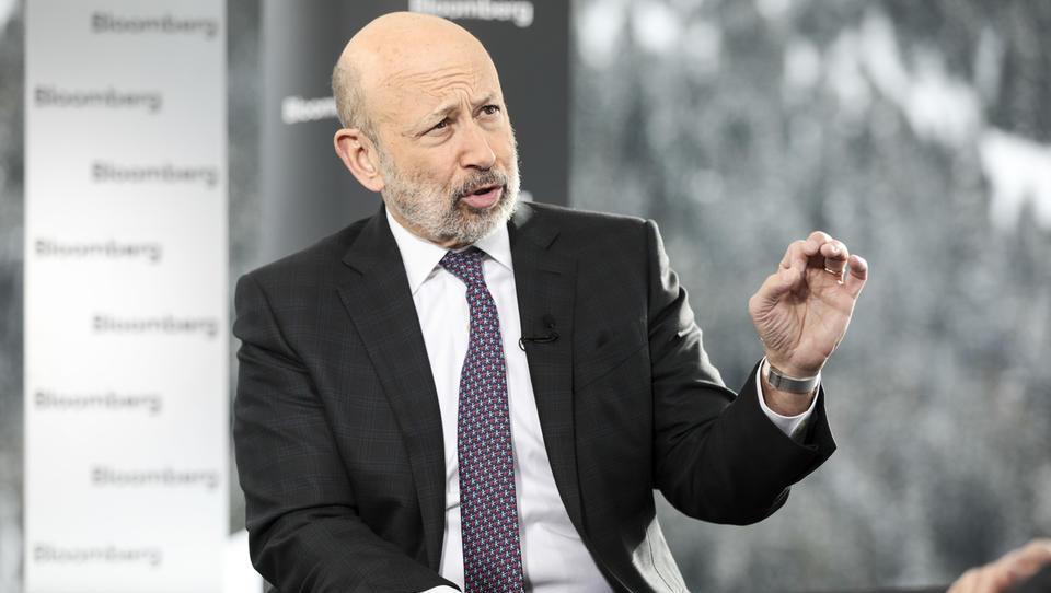 Lloyd Blankfein oktobra zapušča Goldman Sachs