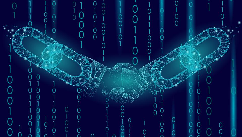 Sanjske službe v blockchain podjetjih