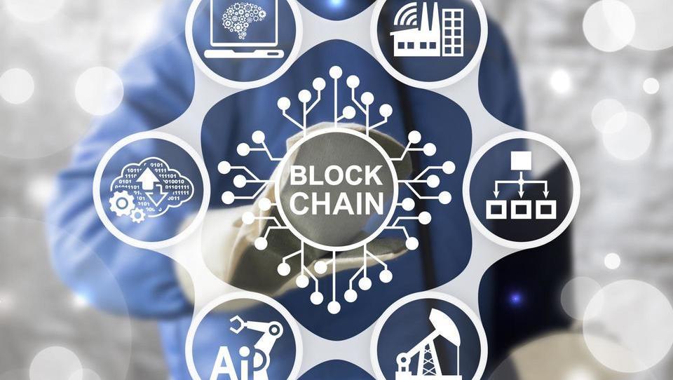 Omrežje blockchain se zdi kot ustvarjeno za industrijo