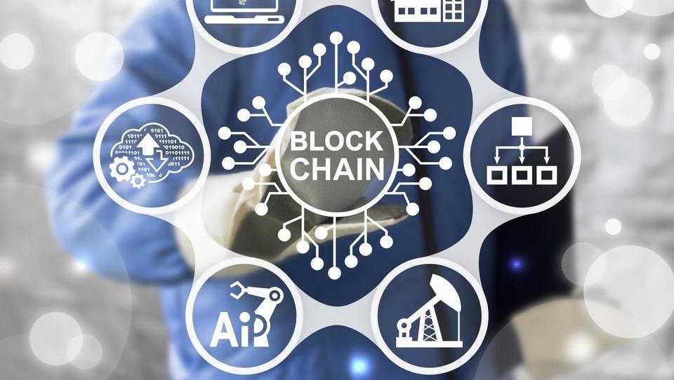 Kako daleč so podjetja pri razvoju in uporabi tehnologije blockchain?