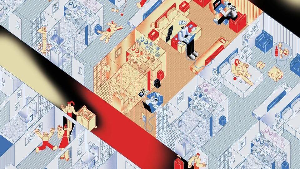 Hotelski hekerji se skrivajo v zavesah na daljinsko upravljanje