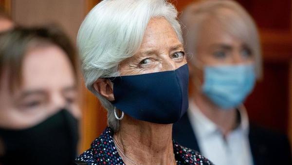 ECB je okrepila vse instrumente, ki jih ima na voljo za boj proti koronakrizi