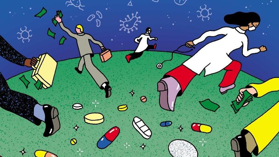 Z antibiotiki ni dobička, zato farmacevti ne delajo novih