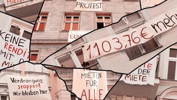 Nobeno drugo mesto ne sovraži svojih najemodajalcev tako, kot jih Berlin