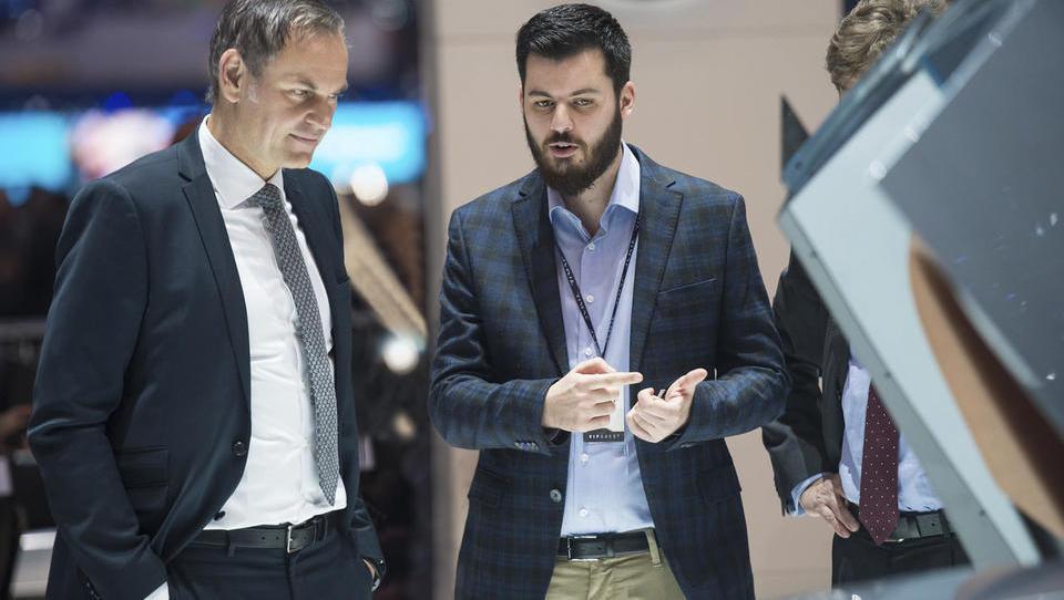 Jutarnji list: Mate Rimac bo sedem odstotkov družbe podaril zaposlenim