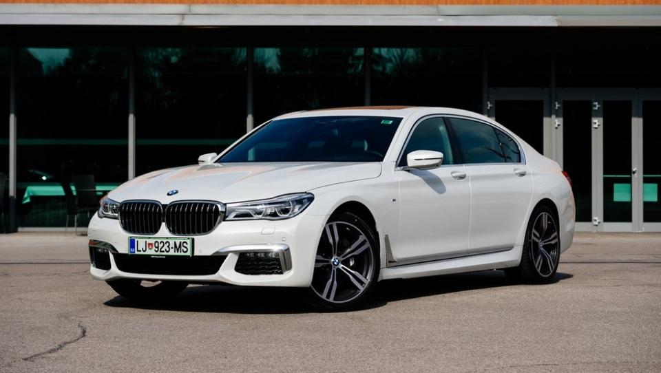 BMW serije 7 je najlepši avto leta 2016