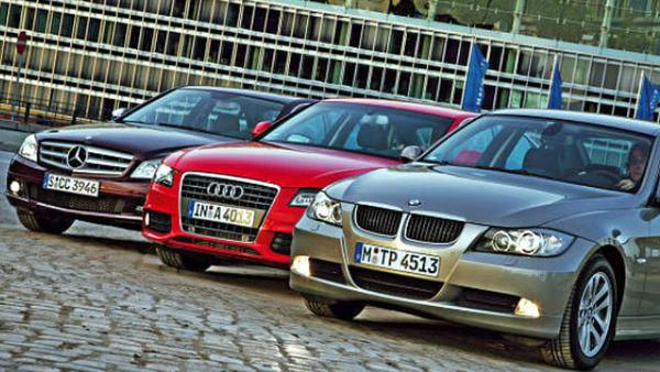 Stresen boj najboljših nemških avtomobilistov