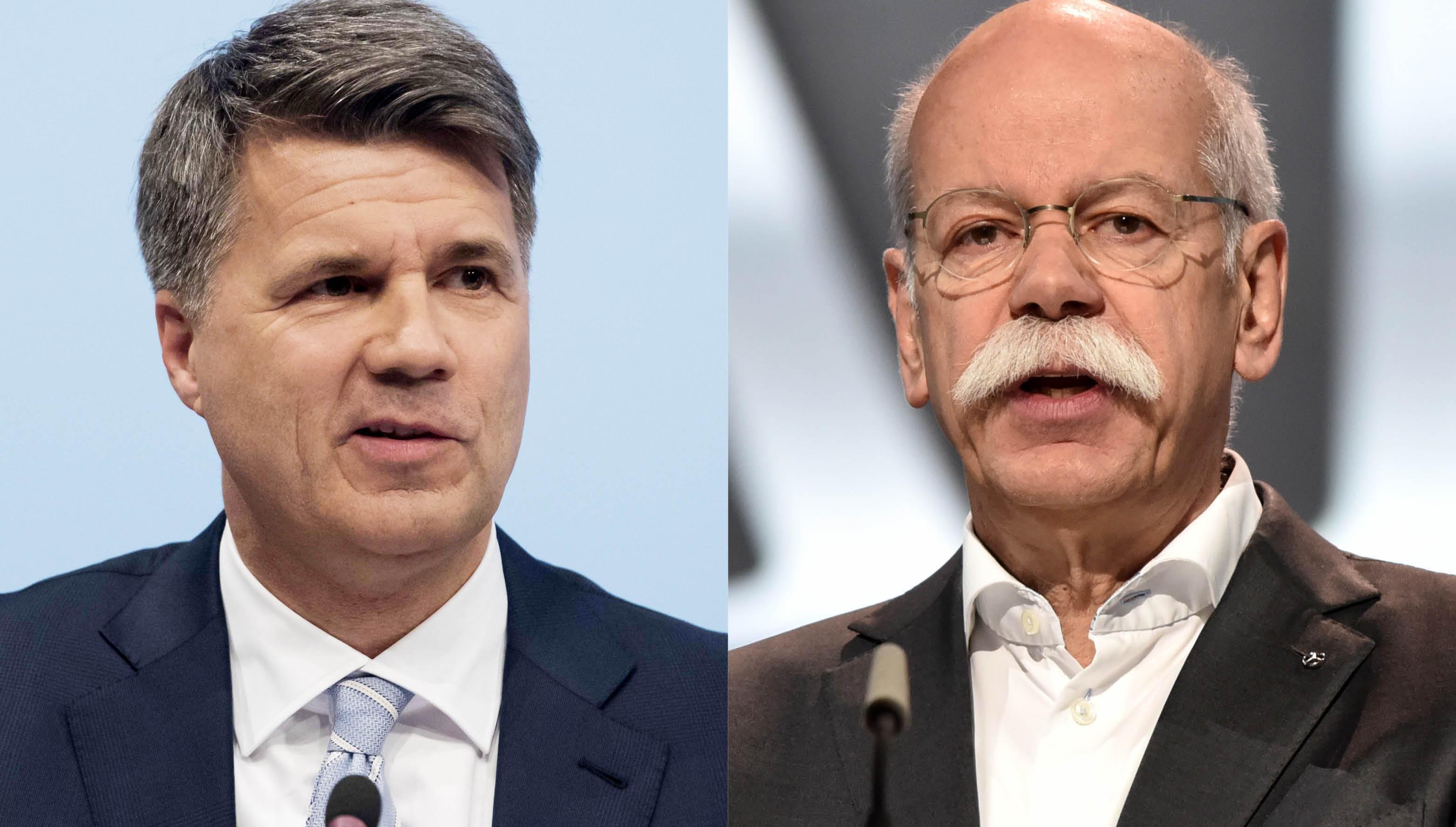 Handelsblatt: večna tekmeca BMW in Mercedes-Benz si bosta delila genski zapis - osnovo za kompaktne modele