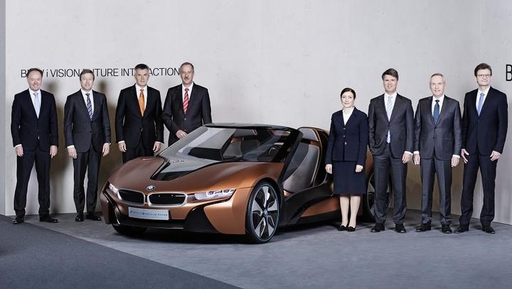 BMW v nestabilni Evropi raste na krilih prodaje luksuza