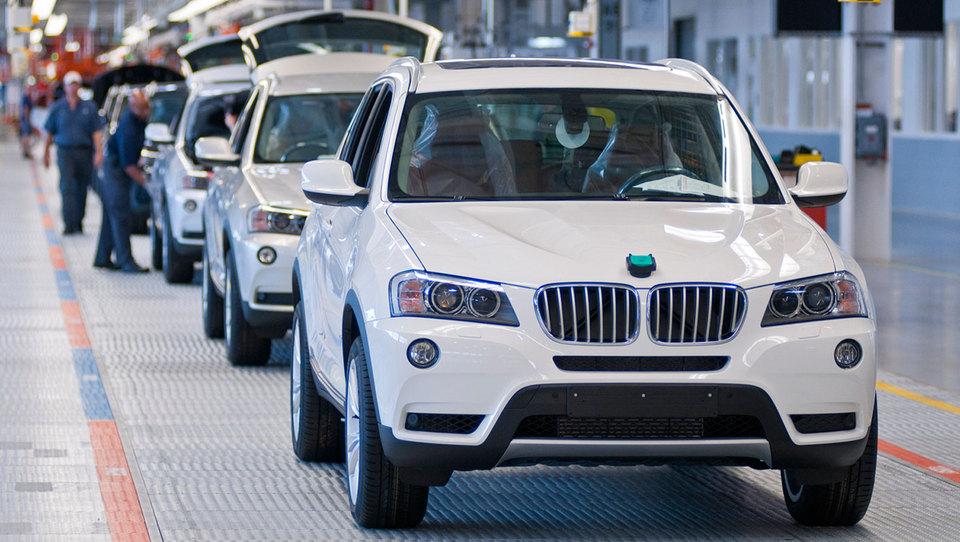 BMW potrdil X7 ter širitev proizvodnje v ZDA
