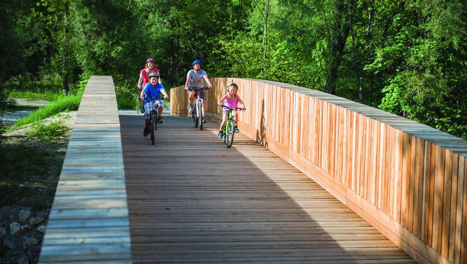 Kako Skandinavci računajo eksternalije pri gradnji kolesarskih stez