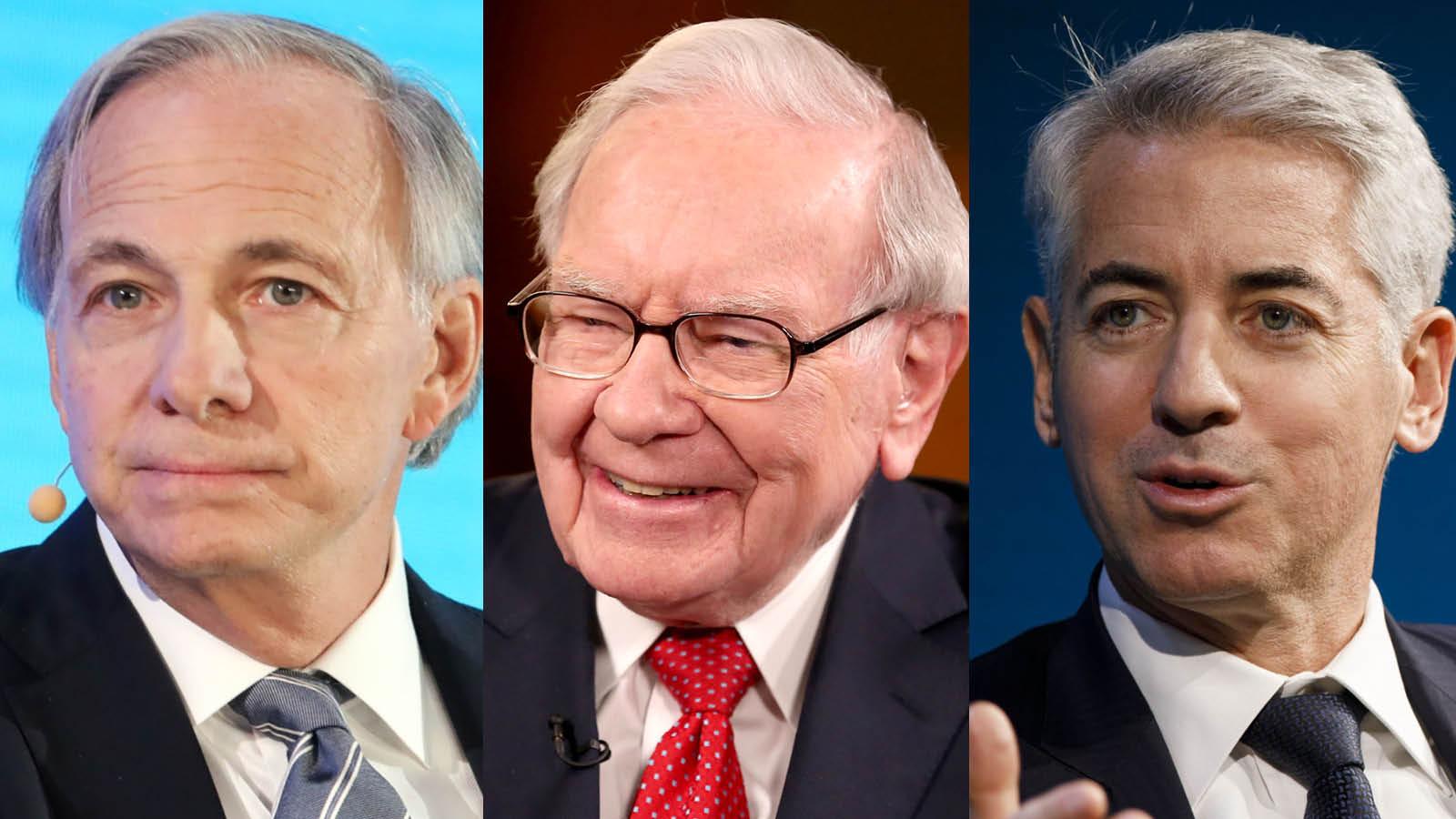 Kako borzni milijarderji rešujejo svoje porftelje