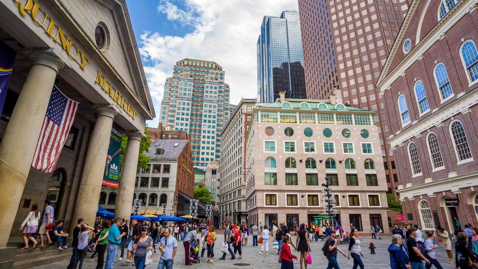 Najboljša mesta za novo službo: zmaga Boston, Ljubljana je 54. od stotih