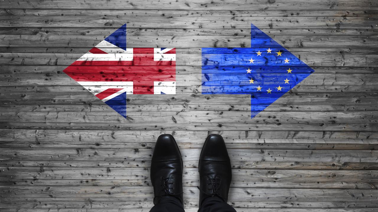 Slovenija pripravila zakon za primer trdega brexita