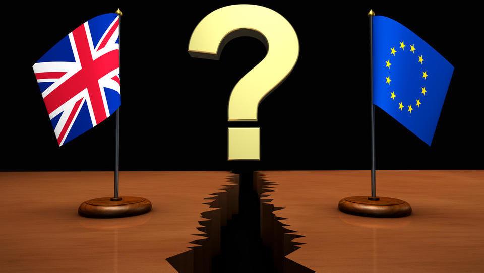 Pripravite se na trdi brexit, davke in carine