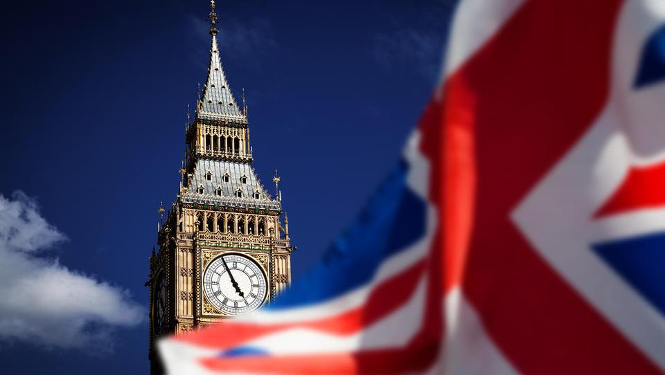Rast britanskega BDP se je v zadnjem lanskem četrtletju močno upočasnila