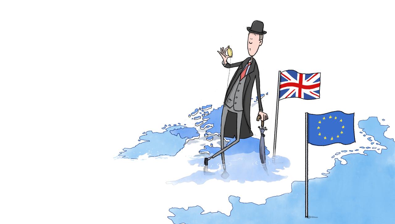 Britanski poslanci so podprli odlog brexita - a proti je glasovala tretjina kabineta