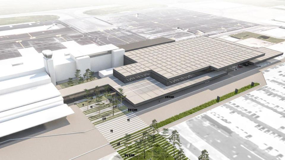 Fraport ponavlja razpis za gradnjo potniškega terminala, to so tri večje spremembe v razpisu