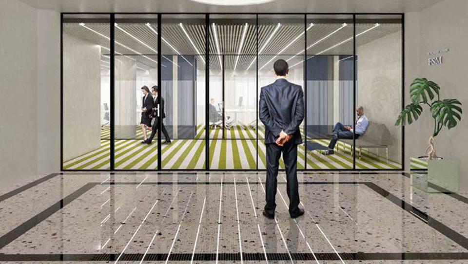Banka Slovenije kupuje in prenavlja prostore. Naložba: skoraj 10 milijonov evrov