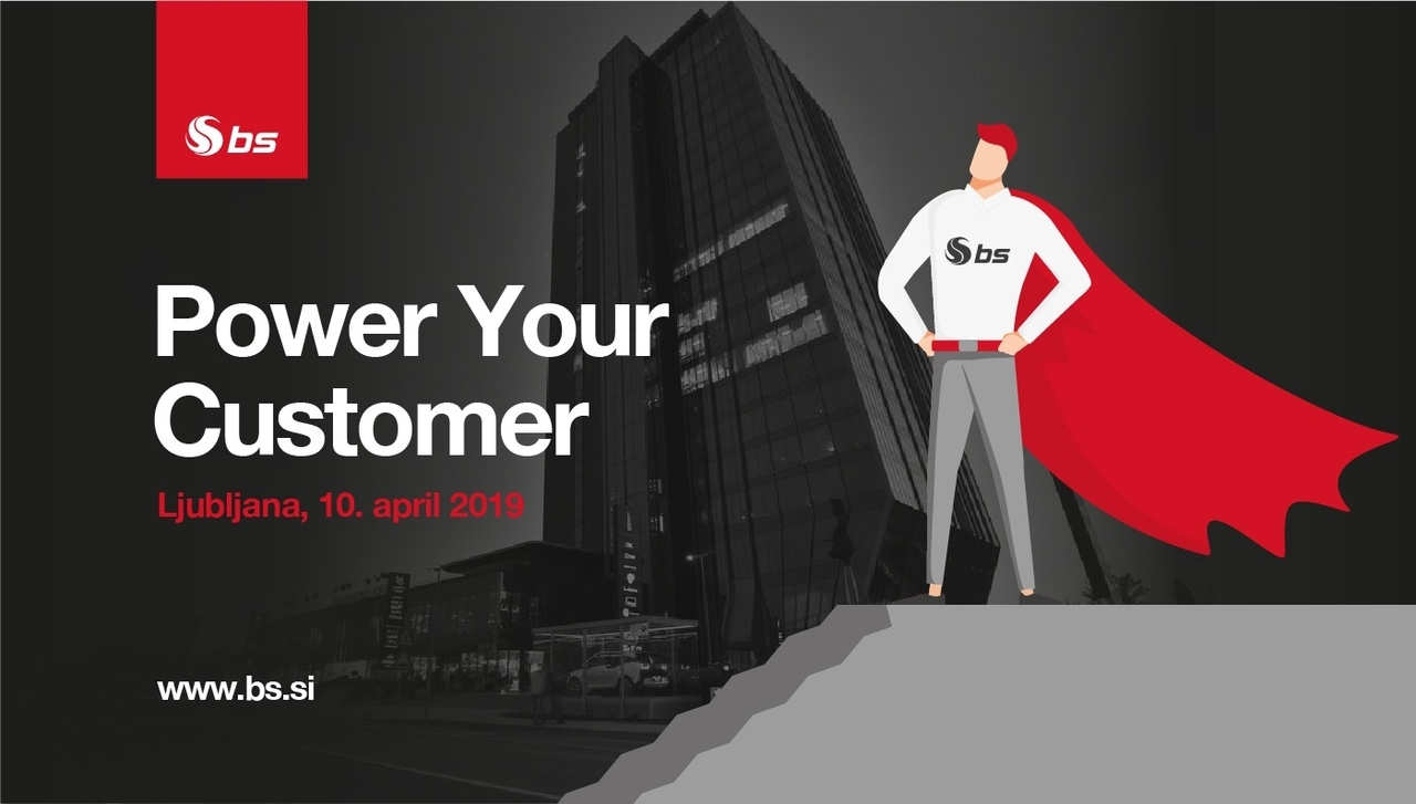 Business Solutions skupaj z Microsoftom vabi na dogodek Power Your Customer - Ustvarite trdno vez z vašimi strankami